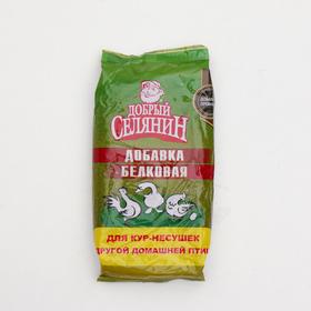 """БВМ добавка """"Добрый селянин"""" для кур-несушек и домашней птицы, 400 г"""