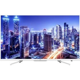 """Телевизор JVC LT-24M480W, 24"""", 1366x768, DVB-T2/C, 2xHDMI, 1xUSB, белый"""