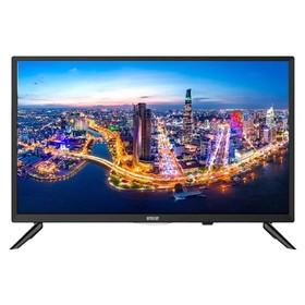 "Телевизор Mystery MTV-2434LT2, 24"", 1366x768, DVB-T2/C, 2xHDMI, 1xUSB, чёрный"