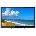 """Телевизор Polarline 22PL12TC, 22"""", 1366x768, DVB-T2, 1xHDMI, 1xUSB, черный"""