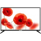 "Телевизор Telefunken TF-LED32S88T2, 32"", 1366x768, DVB-T2, 3xHDMI, 1xUSB, черный"
