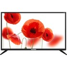 "Телевизор Telefunken TF-LED32S89T2, 32"", 1366x768, DVB-T2, 3xHDMI, 1xUSB, черный"
