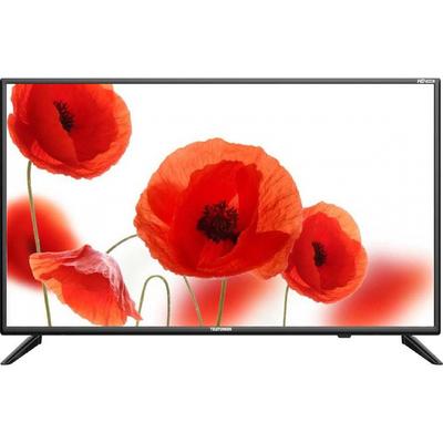 "Телевизор Telefunken TF-LED32S98T2S, 32"", 1366x768, DVB-T2, 3xHDMI, 2xUSB, SmartTV, чёрный"