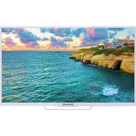"Телевизор Polarline 40PL53TC, 40"", 1920x1080, DVB-T2, 3xHDMI, 2xUSB, белый"