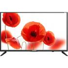 """Телевизор Telefunken TF-LED32S97T2S, 32"""", 1366x768, Smart TV, DVB-T2, 3xHDMI, 2xUSB, черный   470124"""