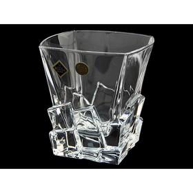 Набор стаканов для виски Crack 310 мл, 6 шт