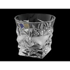 Набор стаканов для виски Glacier «Матовые льдинки» 350 мл, 6 шт