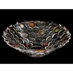 Салатник 30 см Lisboa «Цветные шары»