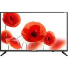 """Телевизор Telefunken TF-LED32S93T2S, 32"""", 1366x768, Smart TV, DVB-T2, 3xHDMI, 2xUSB, черный   470124"""