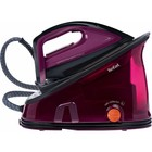 Парогенератор Tefal GV6820, 2200 Вт, паровой удар 280 г/мин, нагрев 2 мин, чёрно-фиолетовый