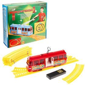 Игра настольная «Трамвай 1»