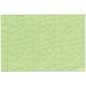 Салфетка Konoha, размер 30 х 45 см, цвет зелёный