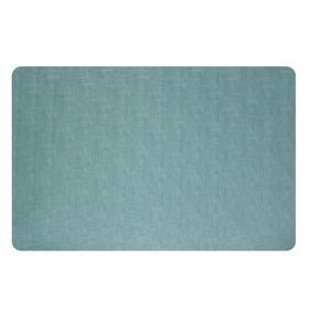 Салфетка Polyline Амбер, размер 30 x 43 см, цвет бирюзовый