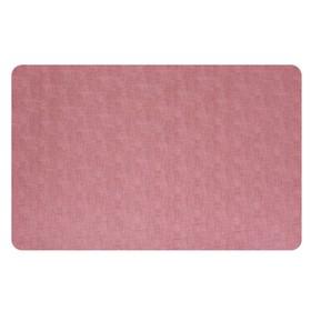 Салфетка Polyline Амбер, размер 30 x 43 см, цвет розовый