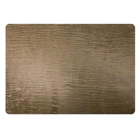 Салфетка Polyline Форест, размер 30 x 43 см, цвет шоколад