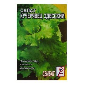 """Семена Салат """"Кучерявец одесский"""", 1 г"""