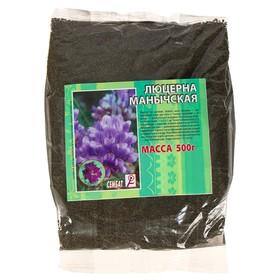 Семена цветов Люцерна изменчивая 'Манычская', Мн, 500 г Ош