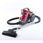 Пылесос REMENIS REM-4552, 2600 Вт, всасывание 540 Вт, мультициклон, 3.5 л, красный