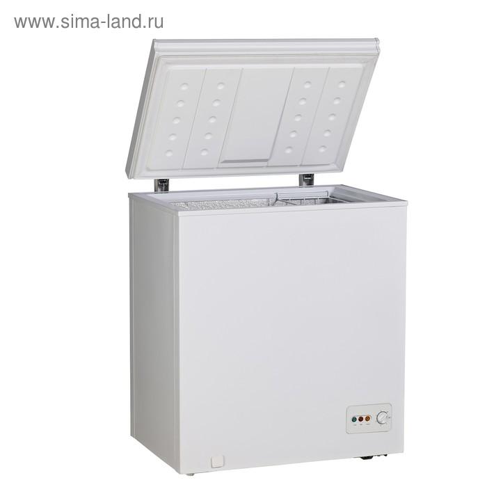 Морозильный ларь REMENIS REM-2400, класс А+, 129 л, 1 корзина, белый