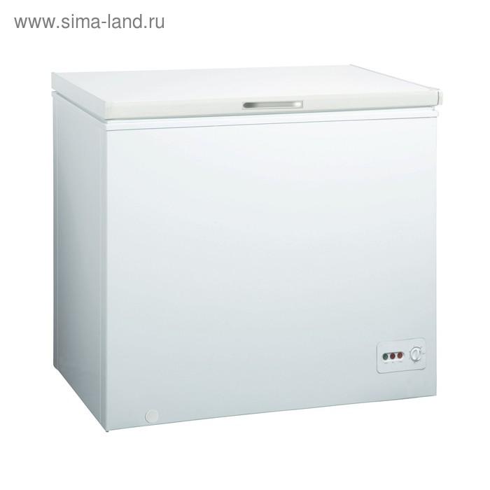 Морозильный ларь REMENIS REM-2403, класс А+, 324 л, 2 корзины, белый