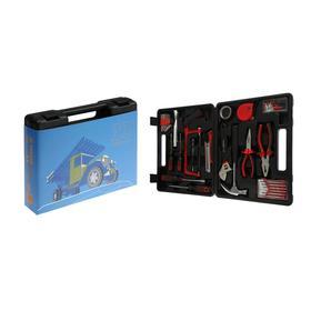 Набор инструментов в кейсе TUNDRA '23 Февраля', подарочная упаковка, 31 предмет Ош
