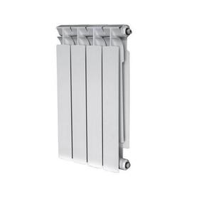 Радиатор алюминиевый TENRAD, 500 x 80 мм, 4 секции