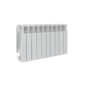 Радиатор биметаллический TENRAD, 350 x 80 мм, 10 секций
