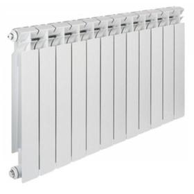 Радиатор биметаллический TENRAD, 500 x 80 мм, 12 секций