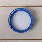 Крышка к Евроканистре объёмом 5 л, 10 л, в сборе с вкладышем, синяя - Фото 3