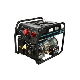 Генератор бензиновый Hyundai HHY 10000FE-T, 7.5/8 кВт, 220/380 В, 460 см3, автозапуск