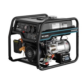 Генератор бензиновый Hyundai HHY 3020FE, 3.1 кВт, 220 В, 208 см3, ручной/электростартер