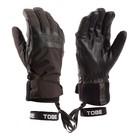 Перчатки Tobe Capto Undercuff V2, чёрный, S