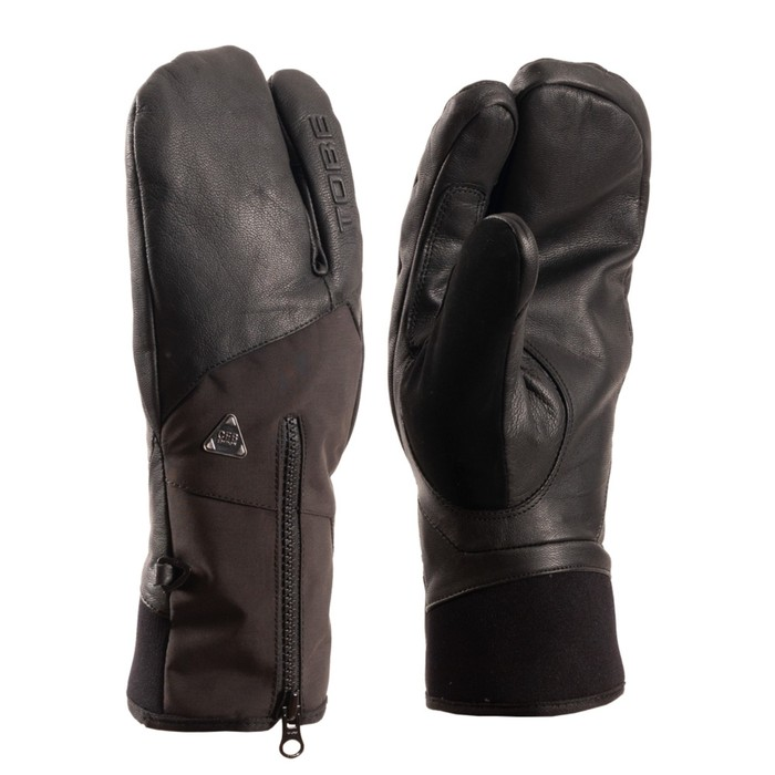 Перчатки Tobe Capto Chameleon, чёрный, M