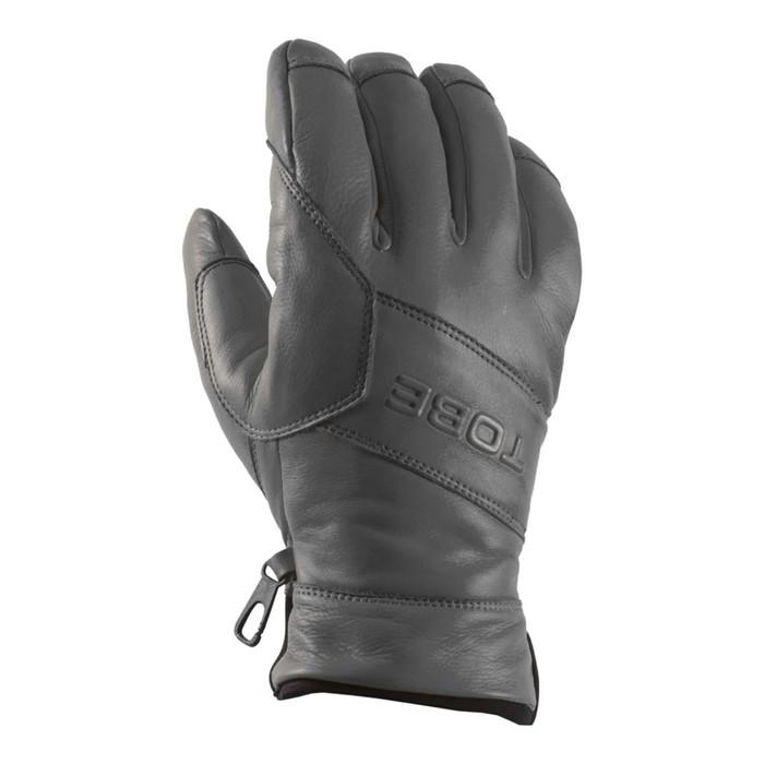 Перчатки Tobe Corium Undercuff с утеплителем, чёрный, 2XL