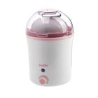 Йогуртница SMILE MK 3001, 9 Вт, 1 л, розовая