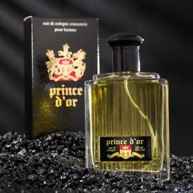 Одеколон мужской Prince d`Or, 100 мл