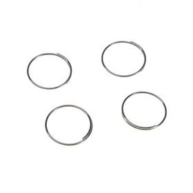 Кольцо для набора Ecola 'Сделай сам Хрустальный светильник', не менее 190 шт, хром Ош