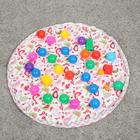 Сумка-мешок для игрушек, диаметр 120 см