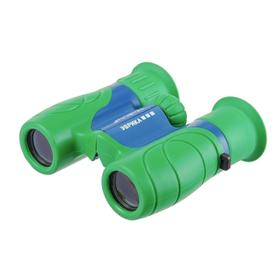 Бинокль детский Veber «Эврика», 6 × 21, G/B, цвет зелёный / синий