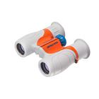 Бинокль детский Veber «Эврика», 6 × 21, G/O, цвет серый / оранжевый