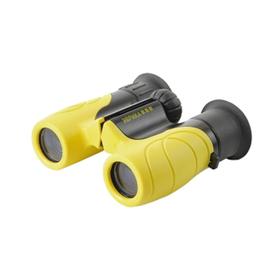 Бинокль детский Veber «Эврика», 6 × 21, Y/B, цвет жёлтый / чёрный