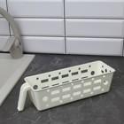 Органайзер для холодильника 29,5×9×8 см, цвет МИКС