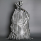 Мешок полипропиленовый 55×95 см, цвет серый