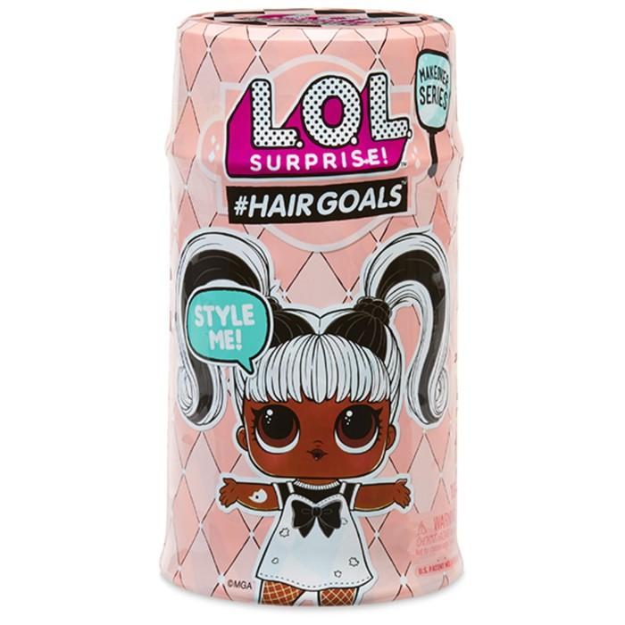 """Игрушка """"LOL Кукла с волосами. Преображение"""" МИКС 558064"""