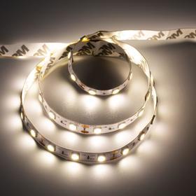 Светодиодная лента Ecola, 60Led/m, 14.4 Вт/м, 840 Лм/м, 14Lm/LED, 4200 К, IP20, 1 м,10 мм