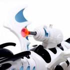 Робот-игрушка «Динозавр тиранобот», стреляет, свет, звук, работает от батареек - Фото 4