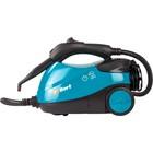 Пароочиститель Bort BDR-2500-RR, 2200 Вт,  45 г/мин, нагрев 120 с, 1.5 л, синий
