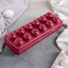 """Контейнер для яиц 27,7×10,3 см """"Eggo"""", 12 ячеек, цвет МИКС"""