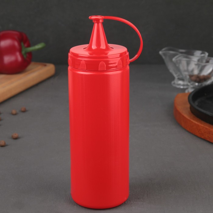 Ёмкость для соуса Titiz, 400 мл, цвет МИКС