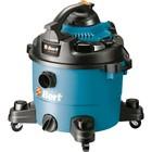 Пылесос Bort BSS-1330-Pro, 1300 Вт, всасывание 260 Вт, сухая и влажная уборка, 30 л, синий